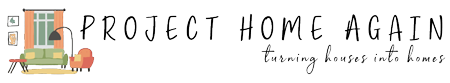Project Home Again Logo
